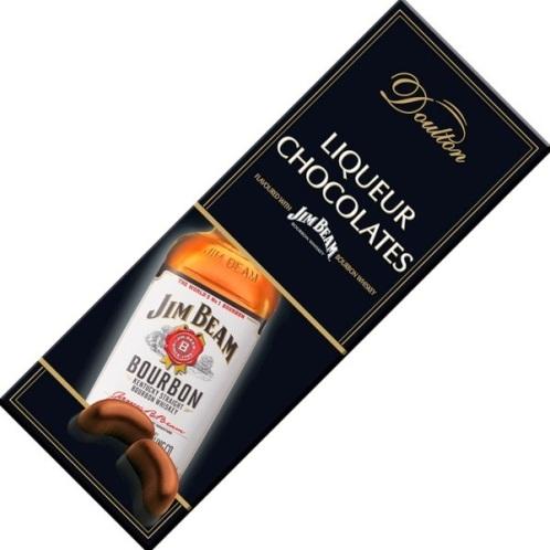 Doulton alkoholos család - Jim Beam folyékony alkoholos desszert 150gr