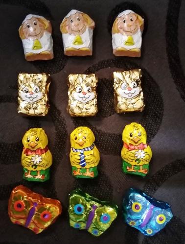 Húsvéti kis Édesek 5gr