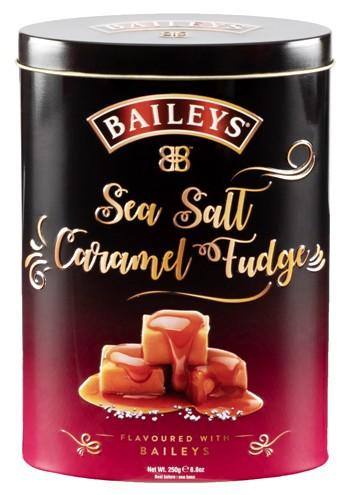 Gardiners skót vajkaramella - Baileys ír krémlikőrös- Tengeri sós karamella fémdobozban 250gr