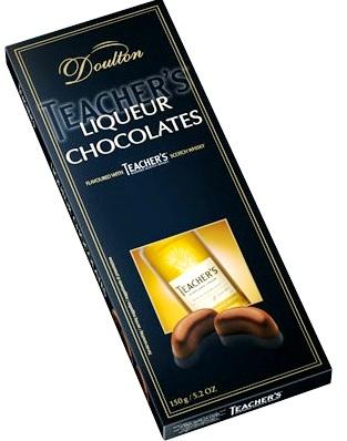 Doulton alkoholos család - Teachers skót whiskys folyékony alkoholos desszert 150gr