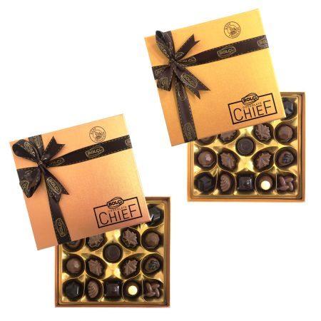 Bolci Boutique Gold elegáns praliné szelekció 230gr